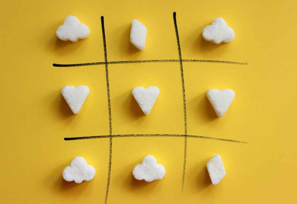 how to win at tic tac toe