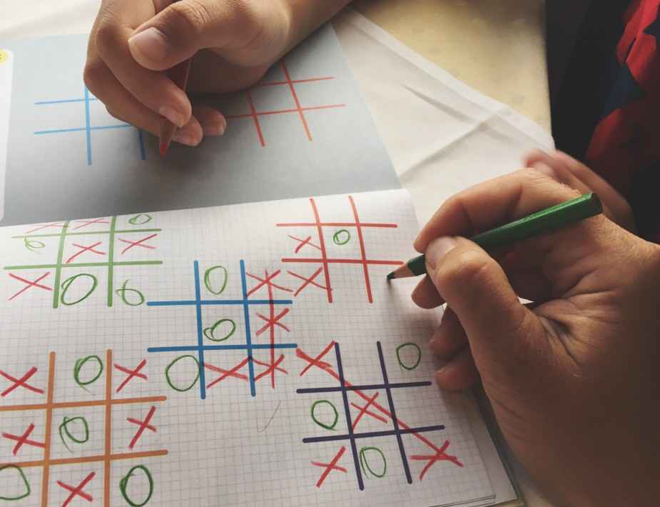 tricks to win at tic tac toe